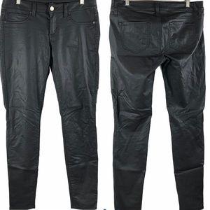 BeBe Leather Like Jeans